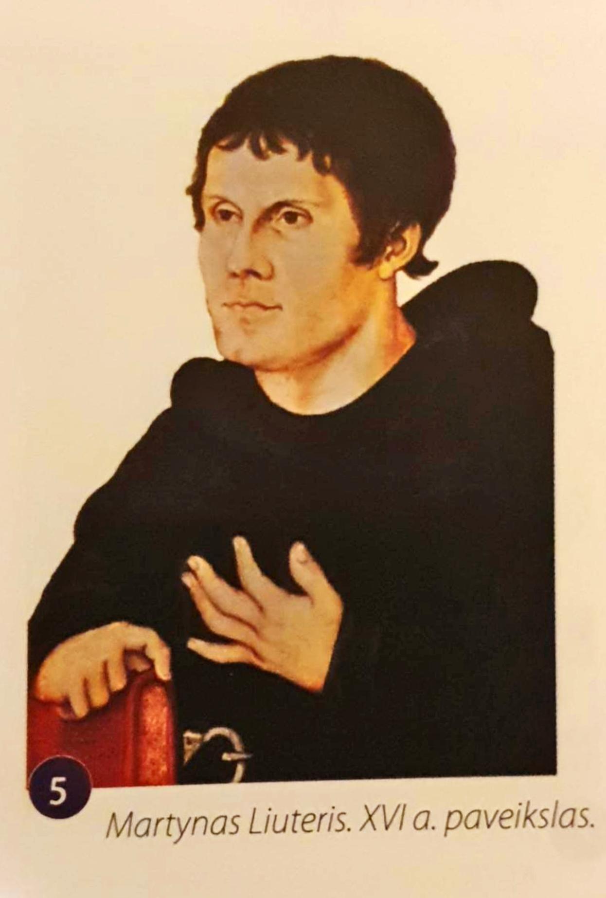 M. Liuteris XVI a.
