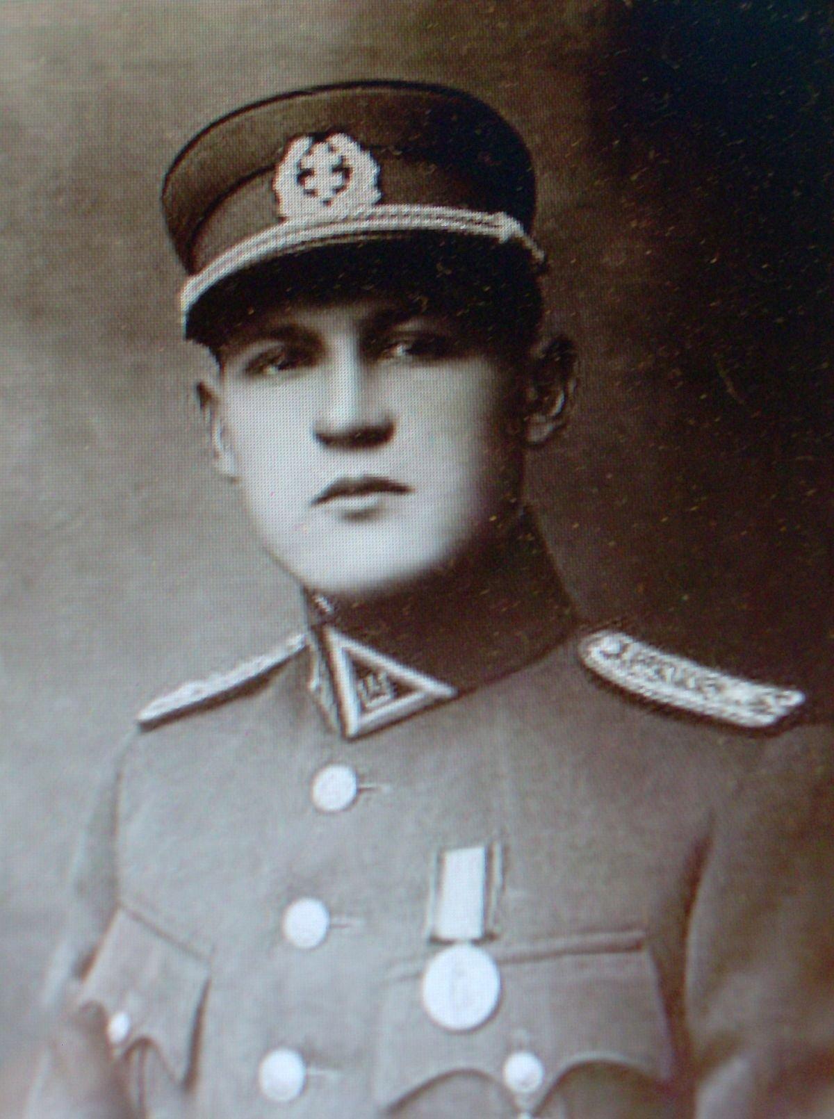 Vytautas. Portretas