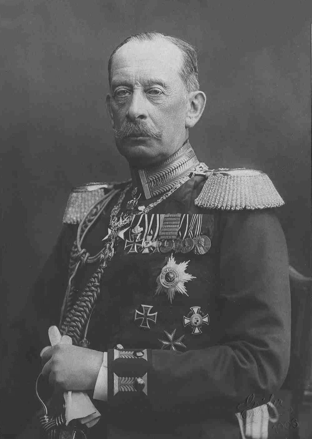 Alfredas Grafas von Šlieffenas