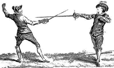 Hamleto ir Laerto dvikova
